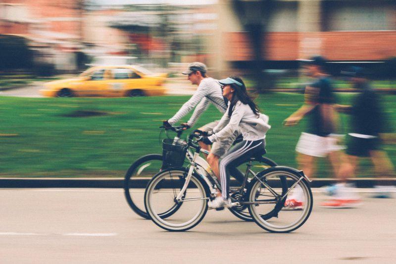 Couple vélo