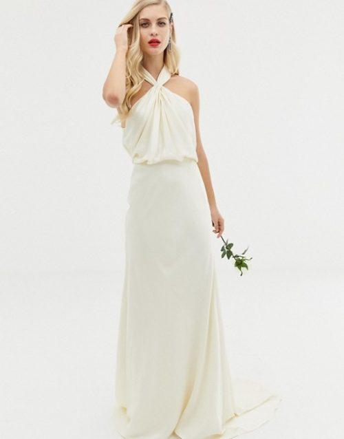 robe mariée couleur ivoire