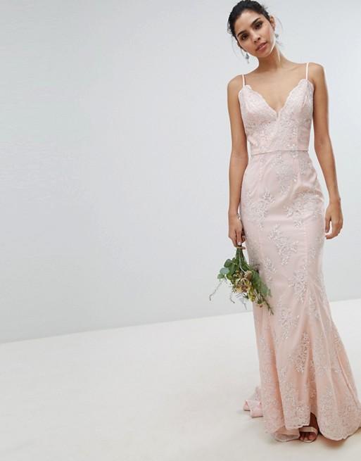 robe mariée couleur nude