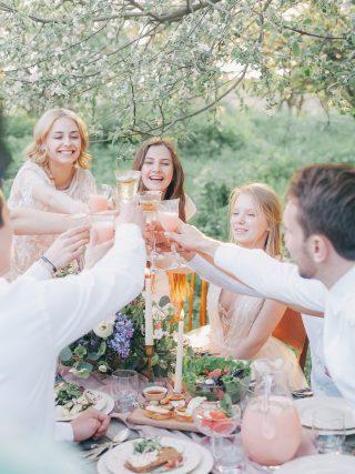 toast garden party
