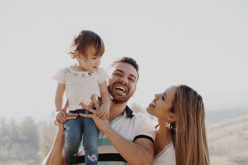 famille enfants parents fête des mères
