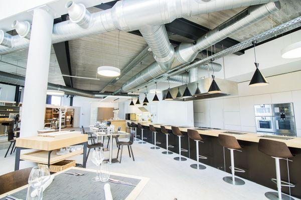 onehousestand showroom bernard cuisine allemande teambuilding