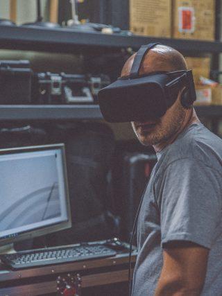 casque réalité virtuelle événement