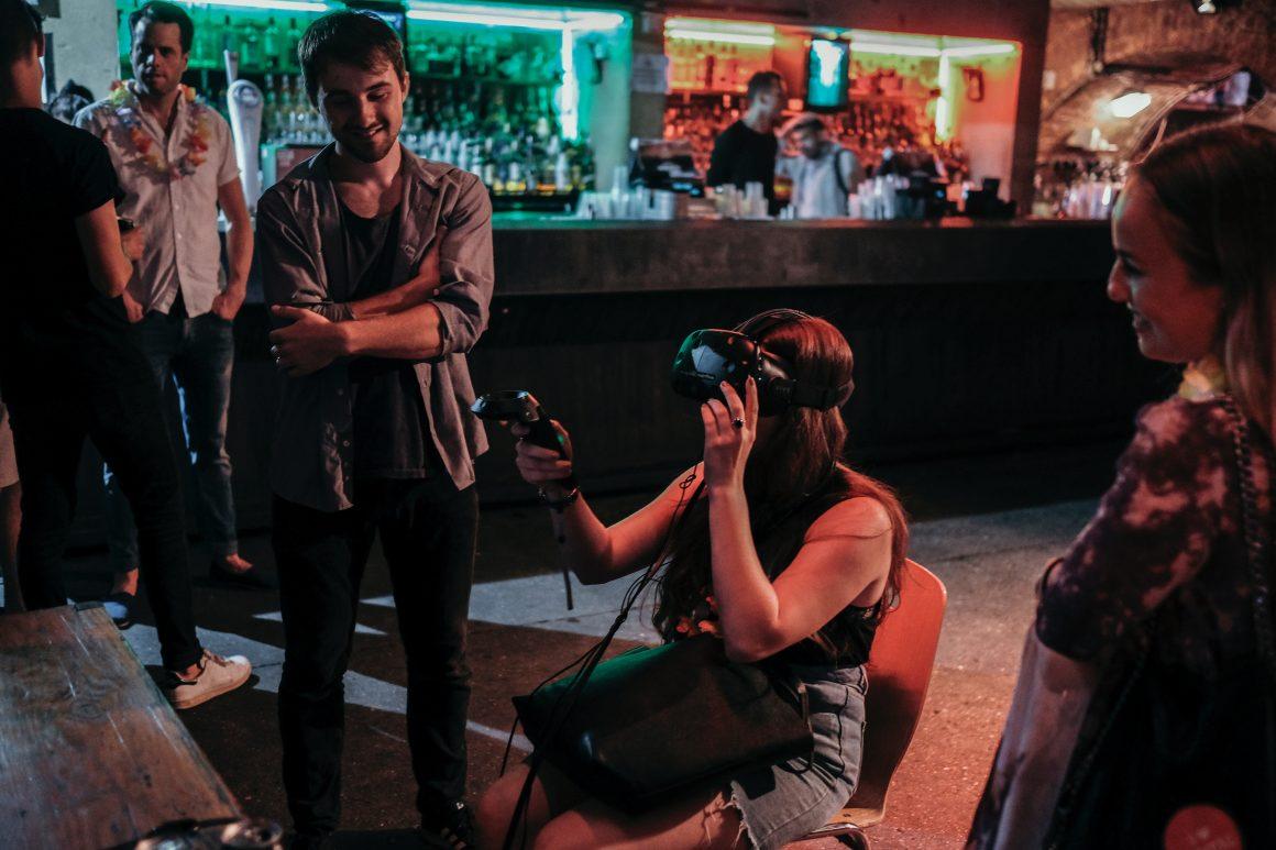 VR événement